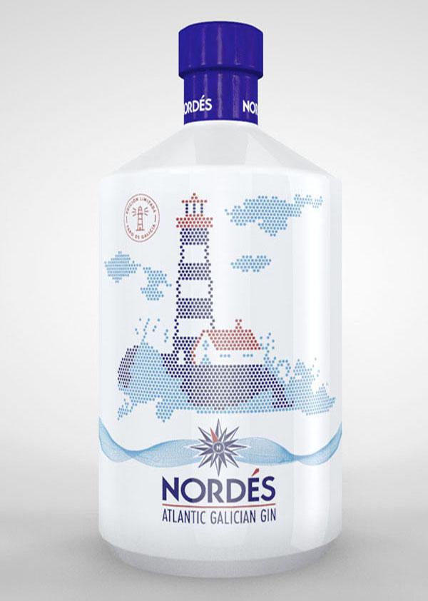 Nordés Gin – Edición Especial Internacional 'Faros'