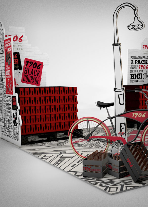 Promo 1906 – Vintage Bike