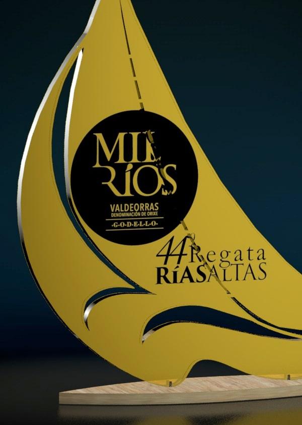 Trofeo Regata Rías Altas '17