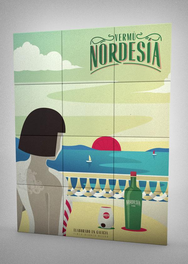 Gráfica verano Nordesía