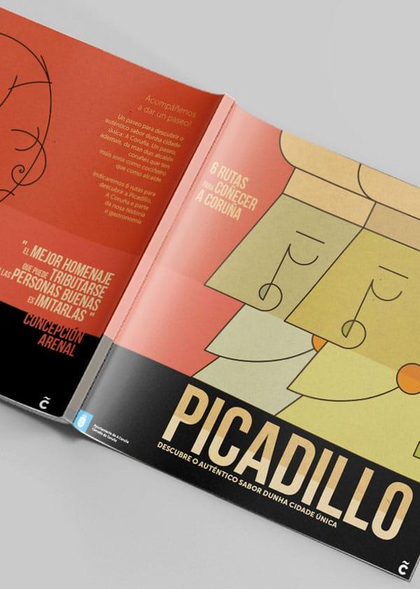 Rutas homenaje año 'Picadillo'