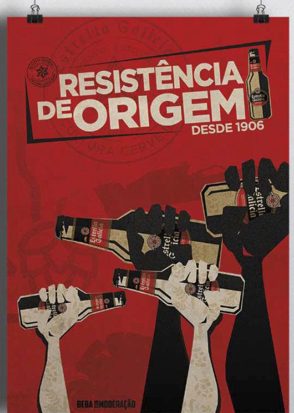 Manual de Imagen 'Resistencia de Origem'